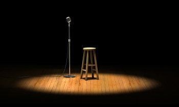Stool on Stage